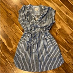 Rails Linen dress